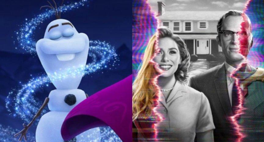 迪士尼Disney+11月登台3大看點!漫威影集一次補齊、雪寶衍生片必追