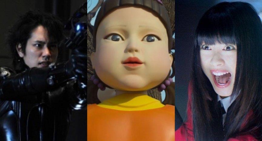 不只《魷魚遊戲》賭命玩!十大「變態殺人生存遊戲」日韓影劇揭開最惡人性