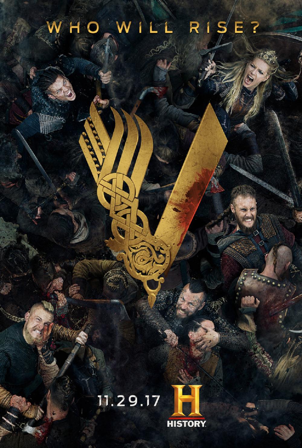 Vikings S05E09 HD 720p – 480p [English]