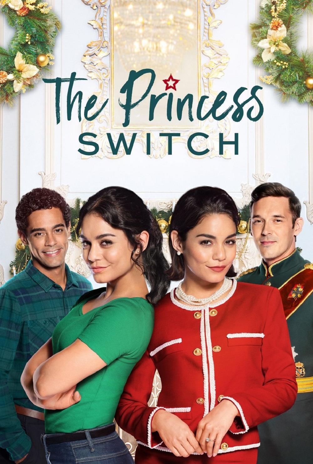7. The Princess Switch (2018)  故事講述以爲女公爵在聖誕前一周與平民女生交換了身份,在聖誕老人的幫助底下,公爵喜歡了平民的同事,而平民則愛上了公爵的未婚夫...