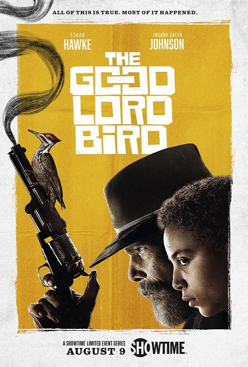 上帝鳥》(The Good Lord Bird) - DramaQueen電視迷